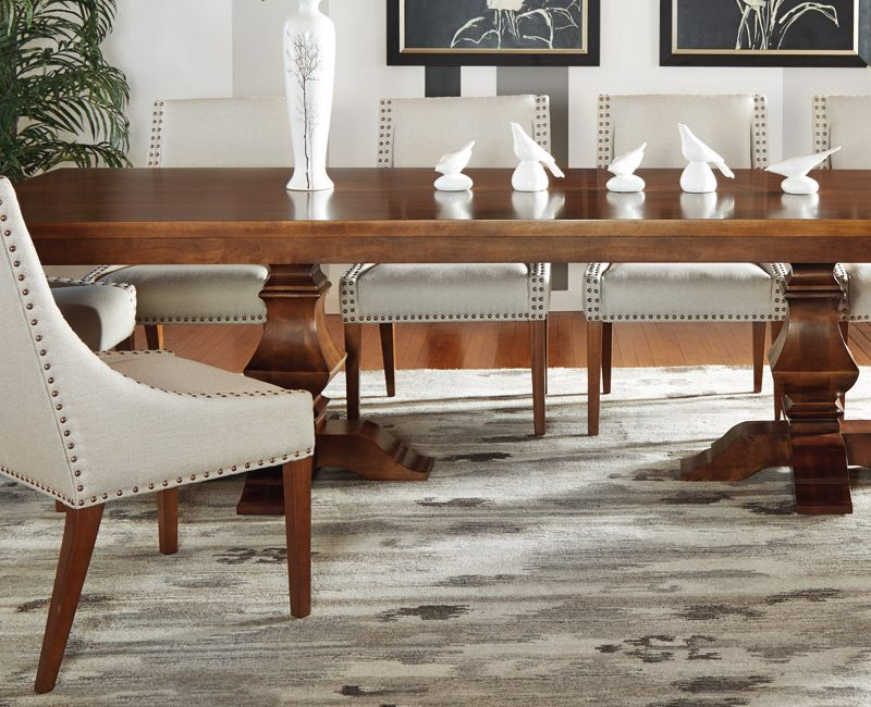Oak Dining Table CLF BERM
